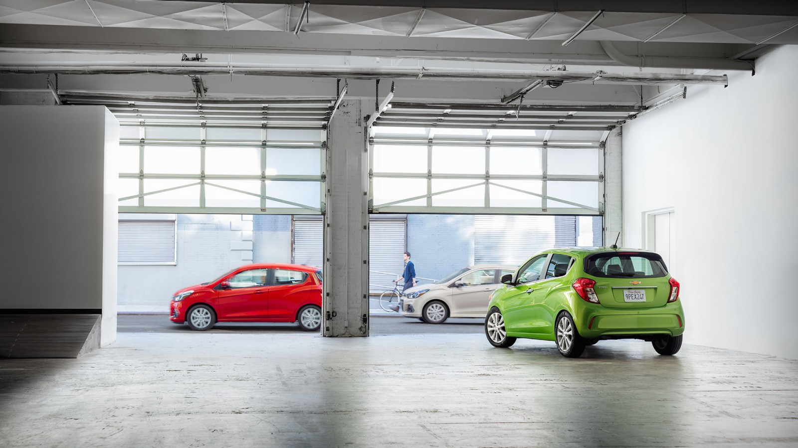 New Chevrolet Spark Exterior image 1