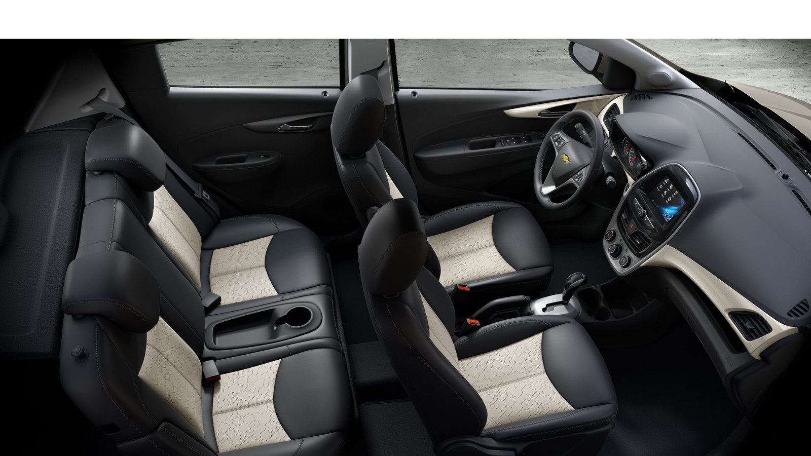New Chevrolet Spark Interior main image