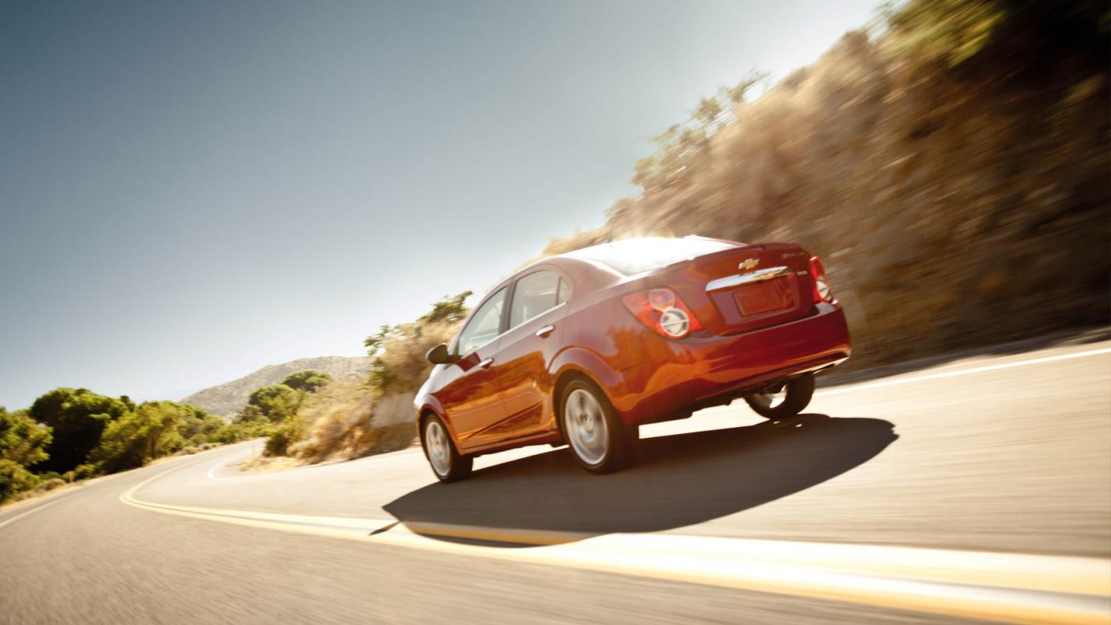 New Chevrolet Sonic Exterior image 2