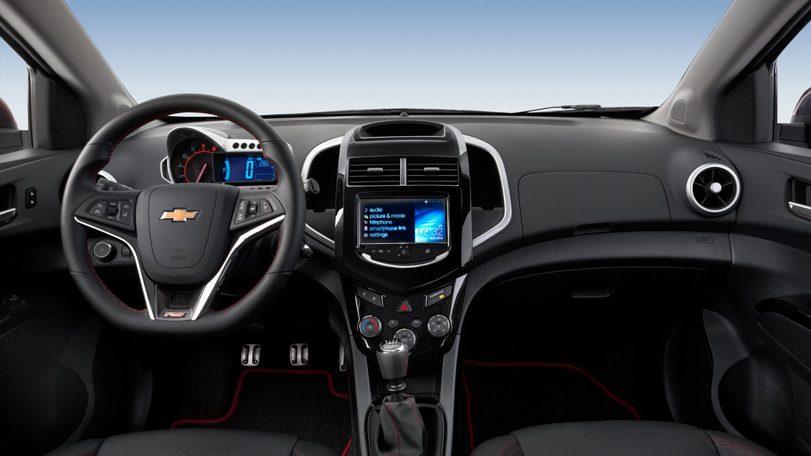 Technology. The 2018 Chevrolet Sonic ... Great Pictures