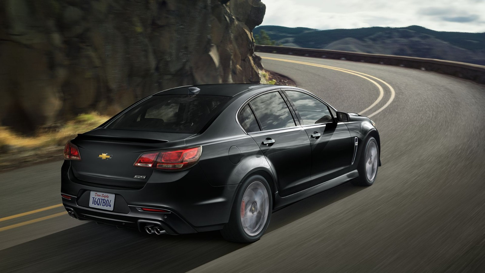 New Chevrolet SS Exterior image 1