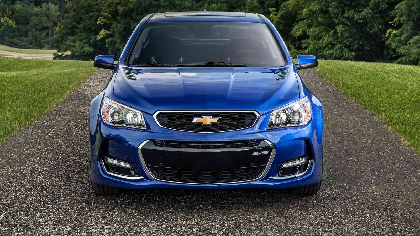 New Chevrolet SS Exterior image 2