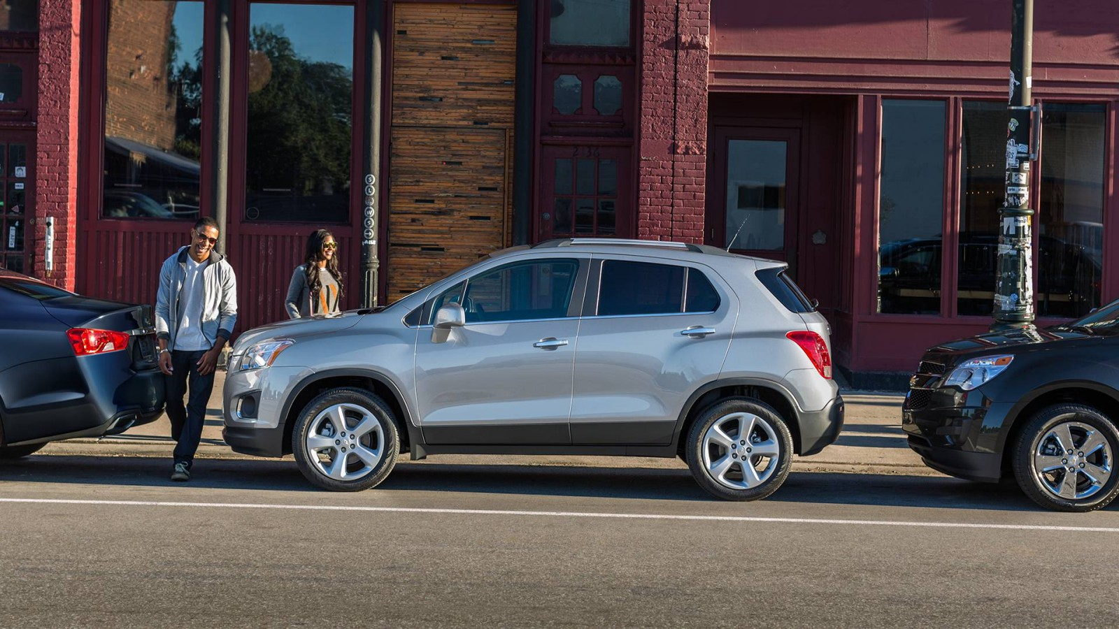 New Chevrolet Trax Exterior main image