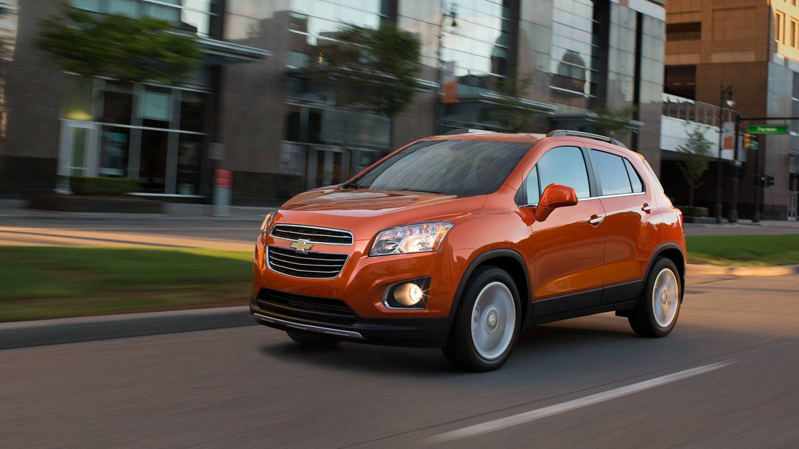 New Chevrolet Trax Exterior image 1