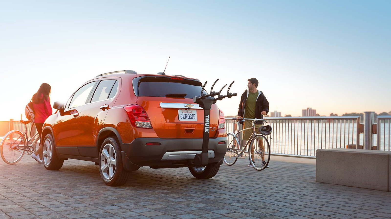New Chevrolet Trax Exterior image 2