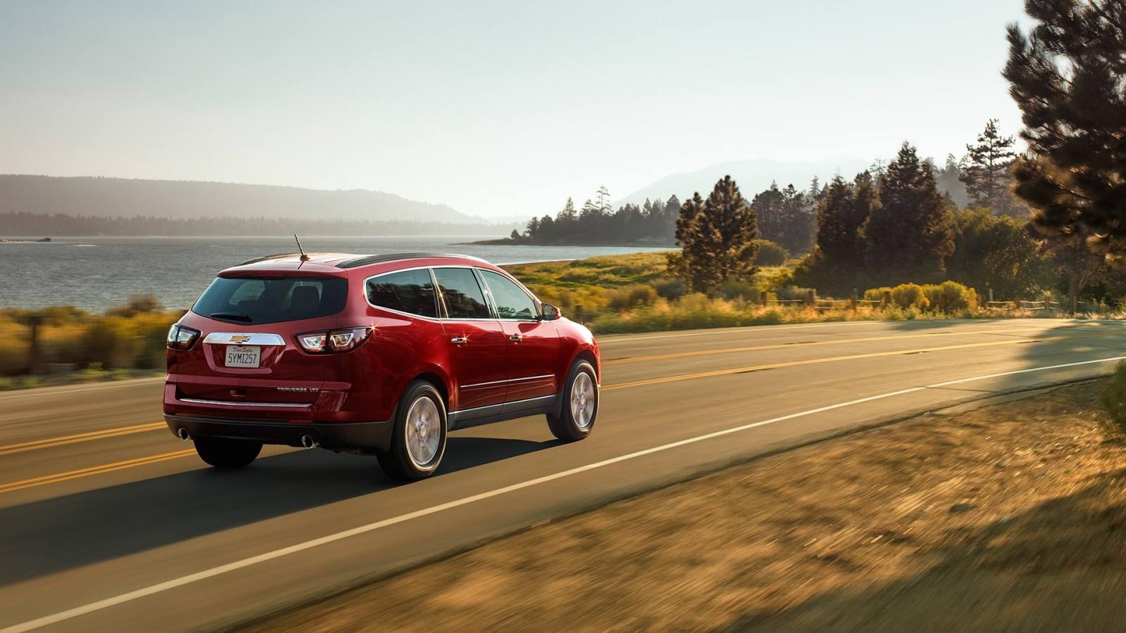 New Chevrolet Traverse Exterior main image