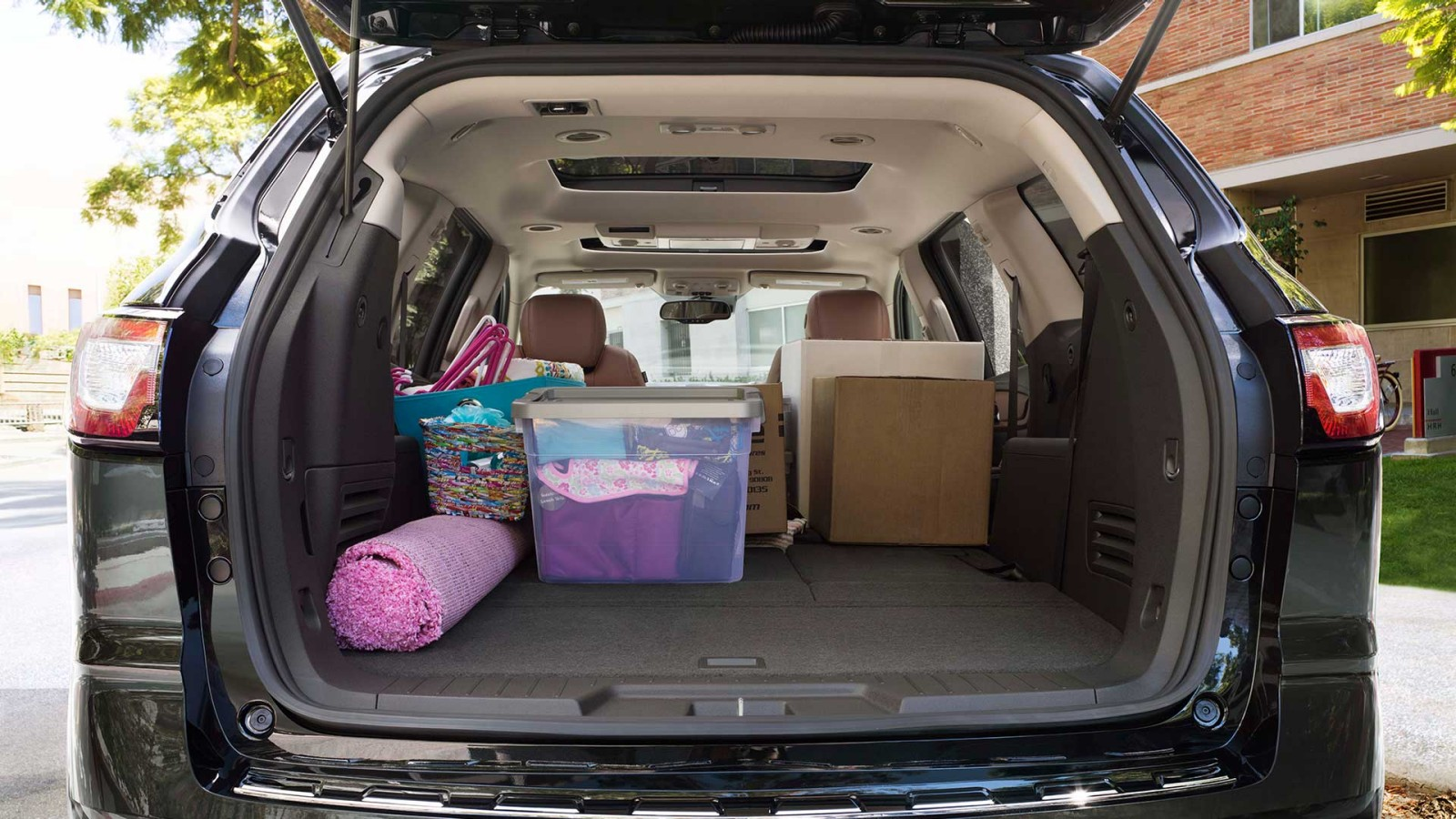 New Chevrolet Traverse Interior image 1