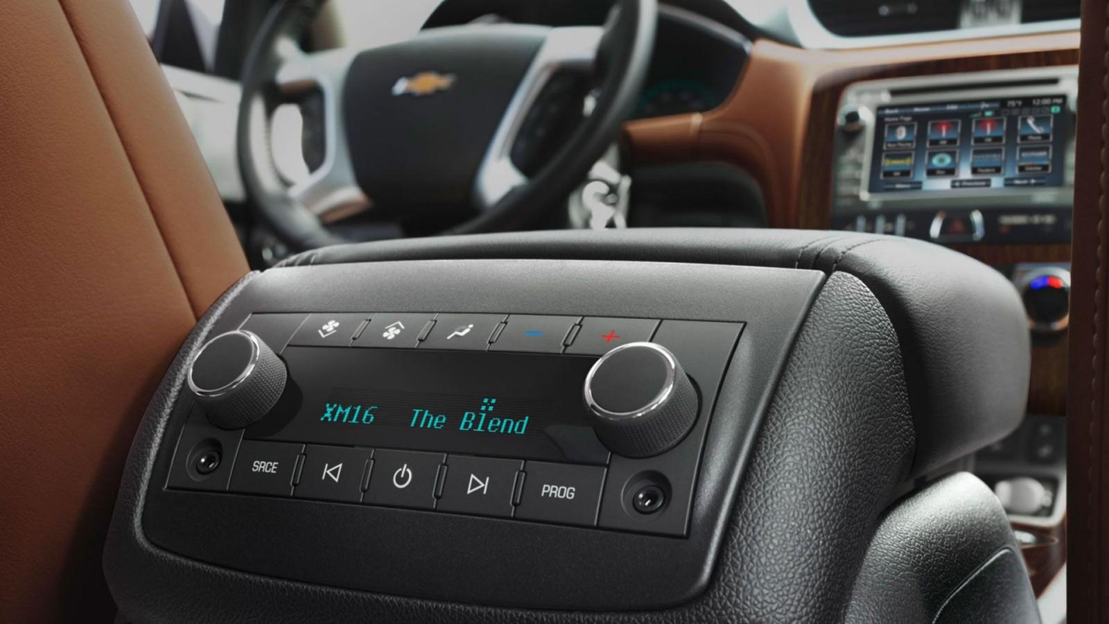 New Chevrolet Traverse Interior image 2