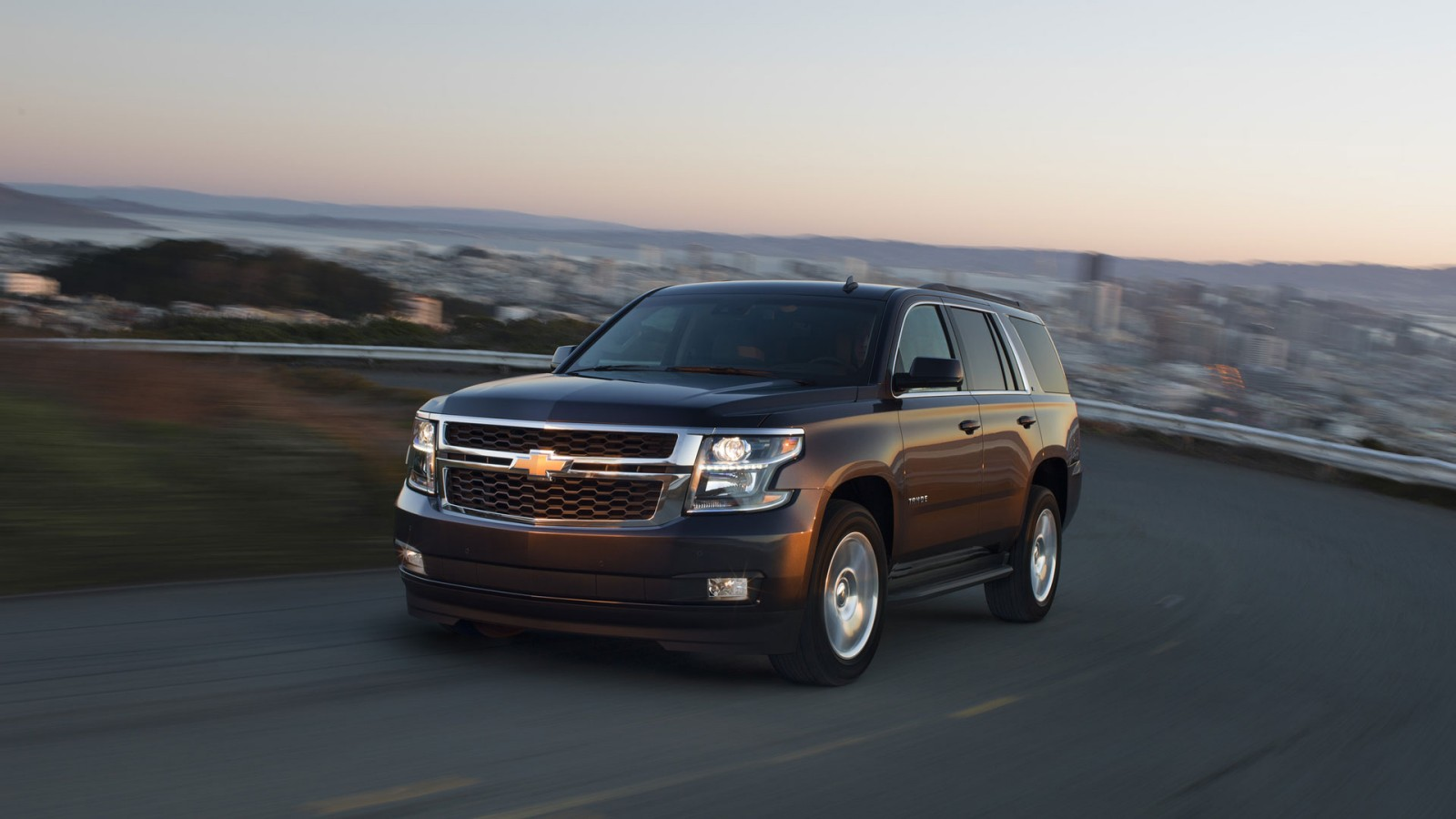 New Chevrolet Tahoe Lease And Finance Offers Richmond Ky 2015 Chevy Ltz Exterior Main Image