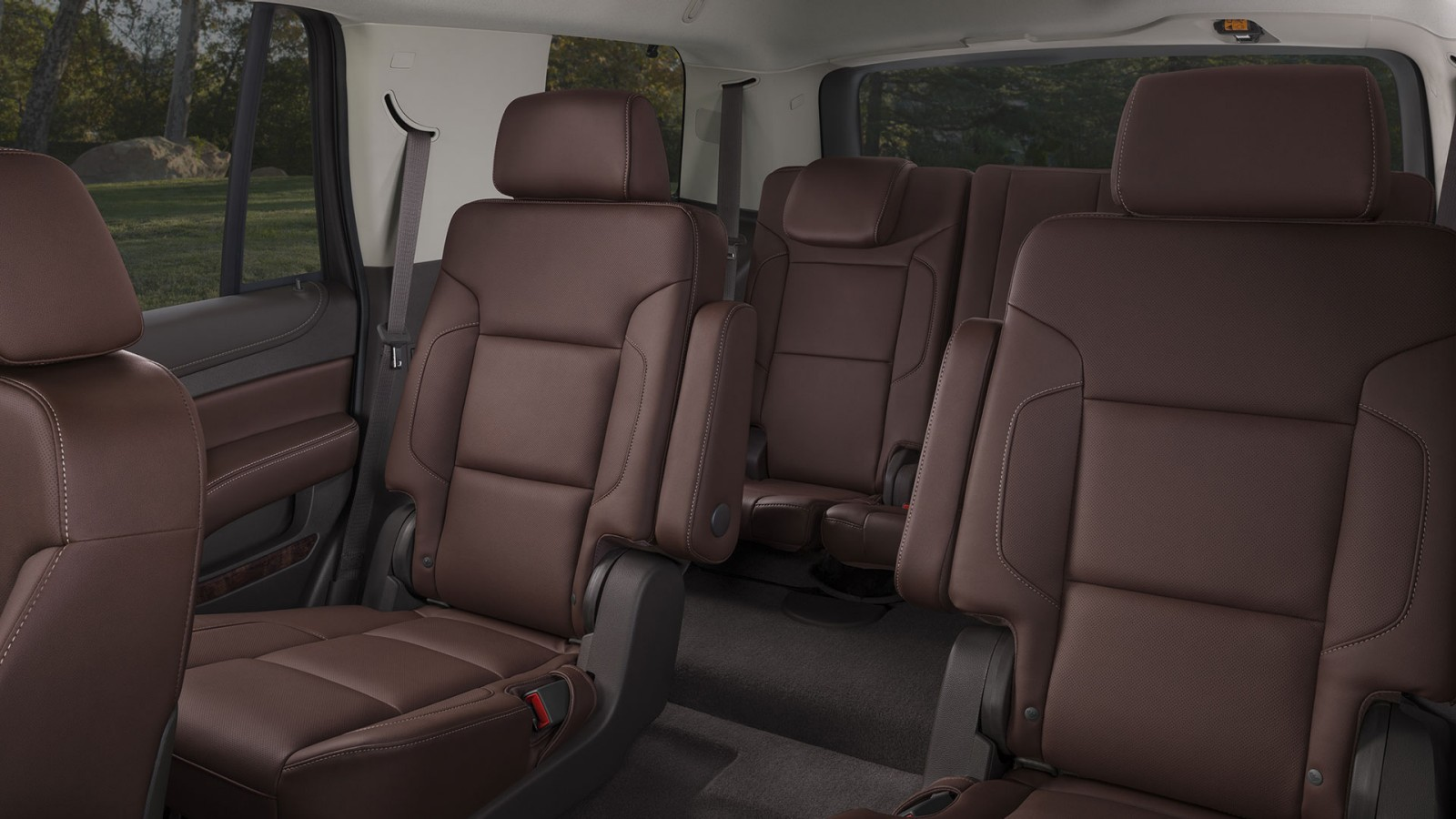 New Chevrolet Tahoe Interior image 2
