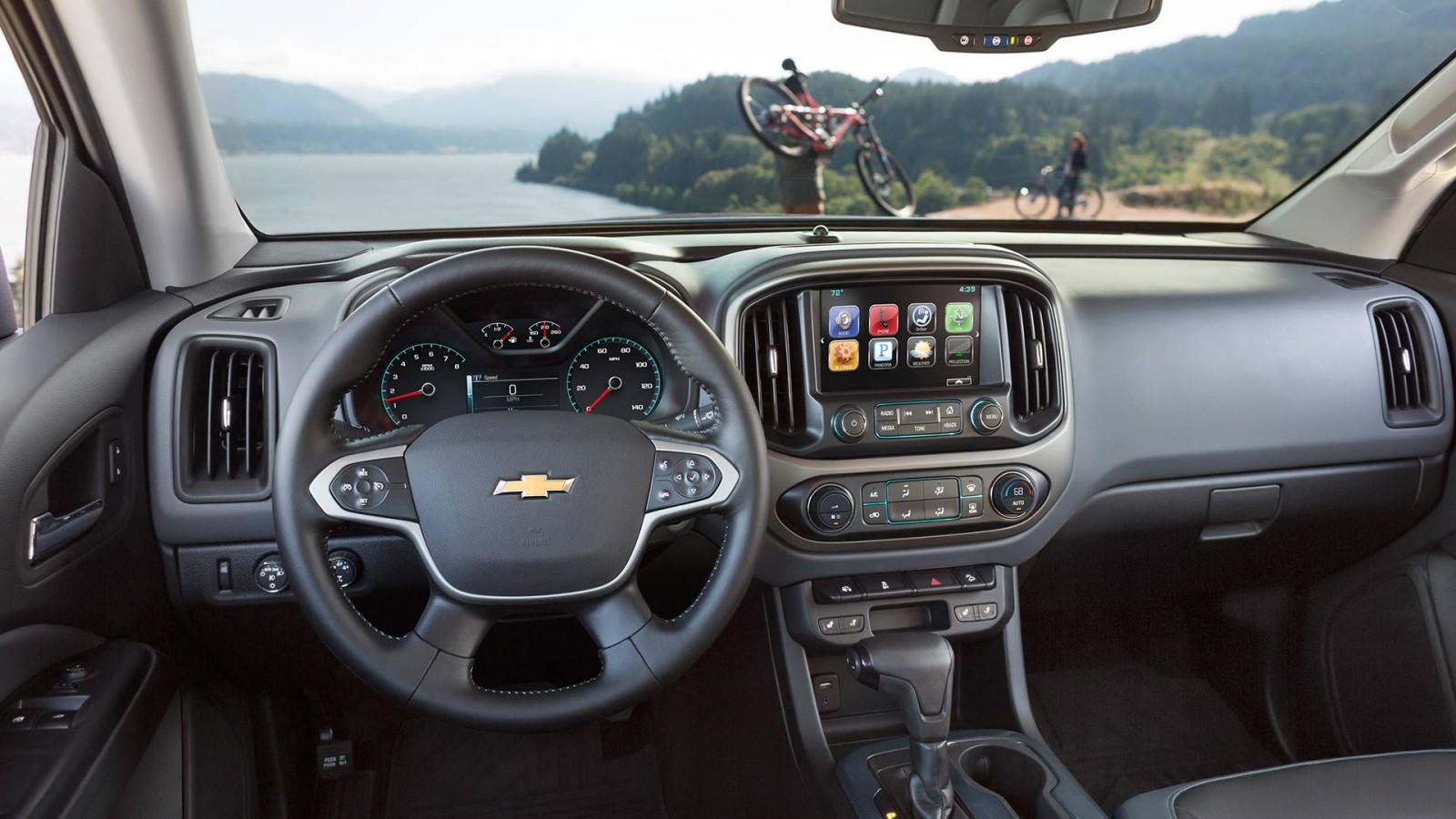 Chevrolet Colorado Lease Deals & Price   Grand Rapids MI