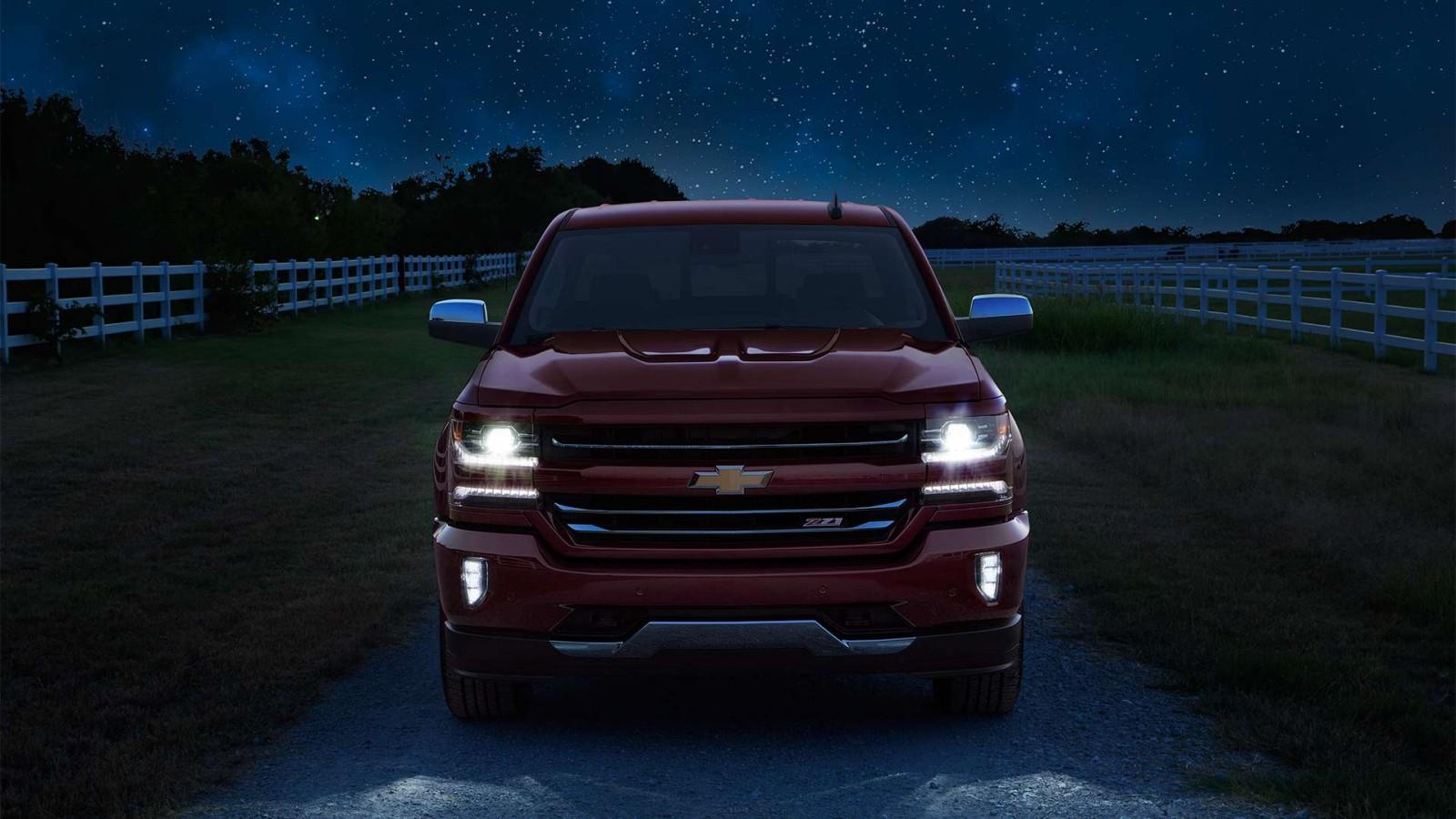 New Chevrolet Silverado 1500 Exterior image 2