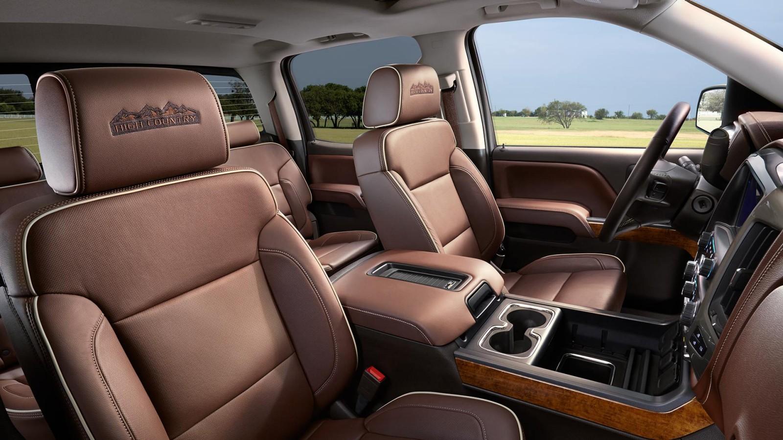 New Chevrolet Silverado 1500 Interior image 2