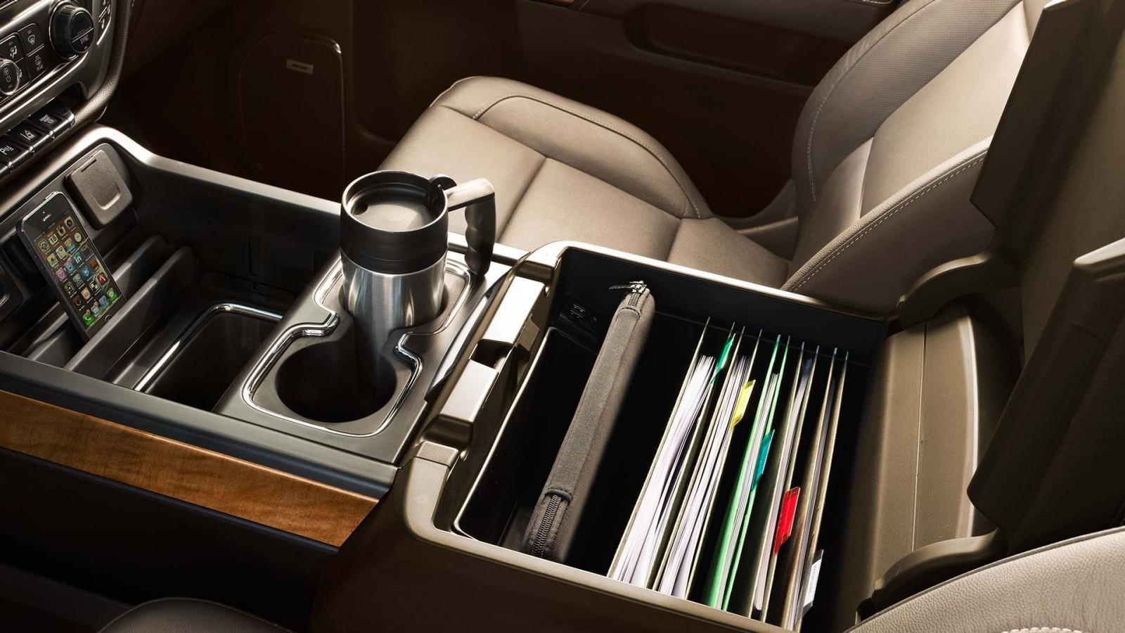 New Chevrolet Silverado 2500 Interior image 1