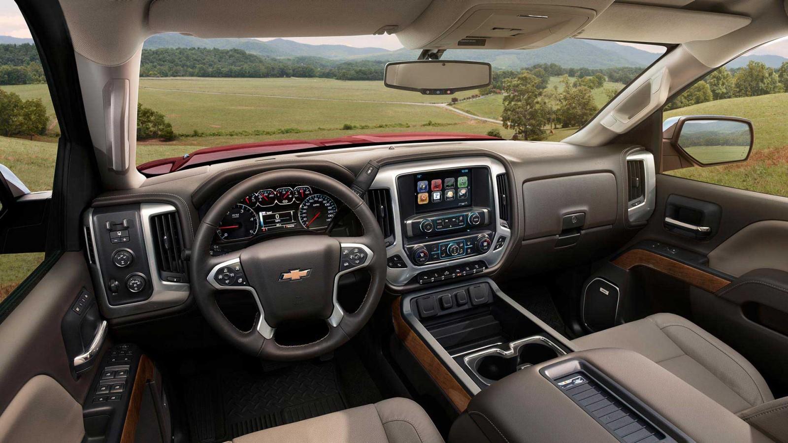 New Chevrolet Silverado 2500 Interior image 2