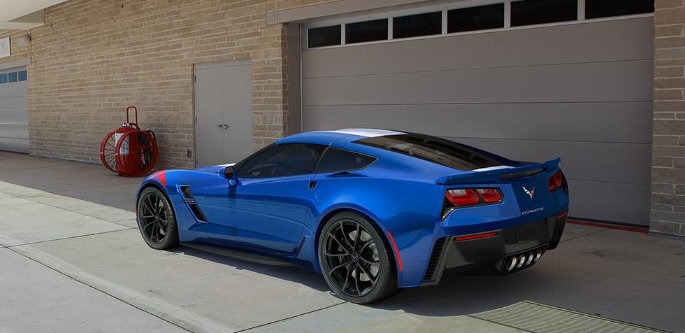 New Chevrolet Corvette Exterior image 1