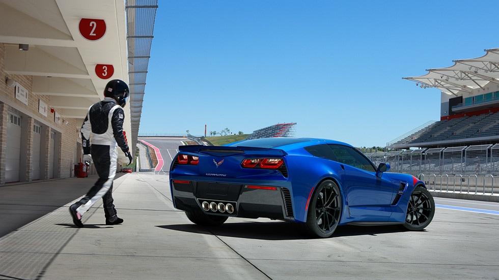 New Chevrolet Corvette Exterior main image