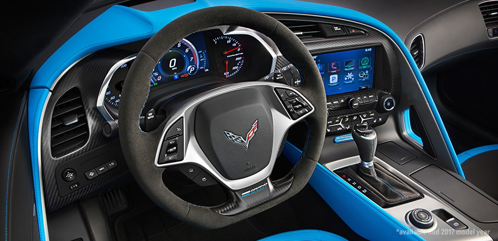 New Chevrolet Corvette Interior image 1