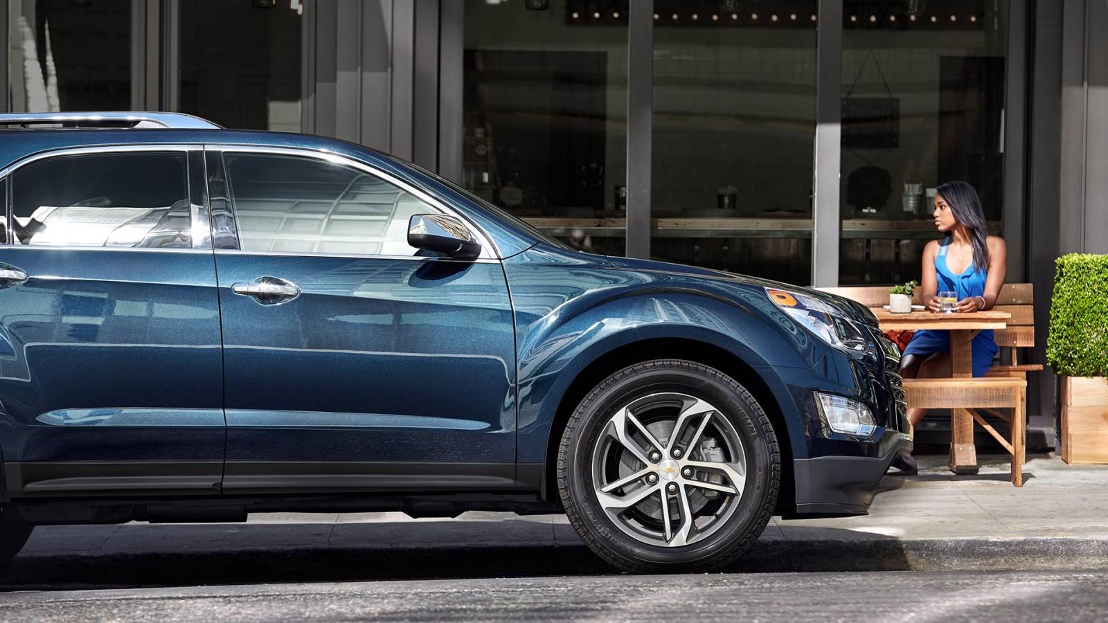 New Chevrolet Equinox Exterior image 1