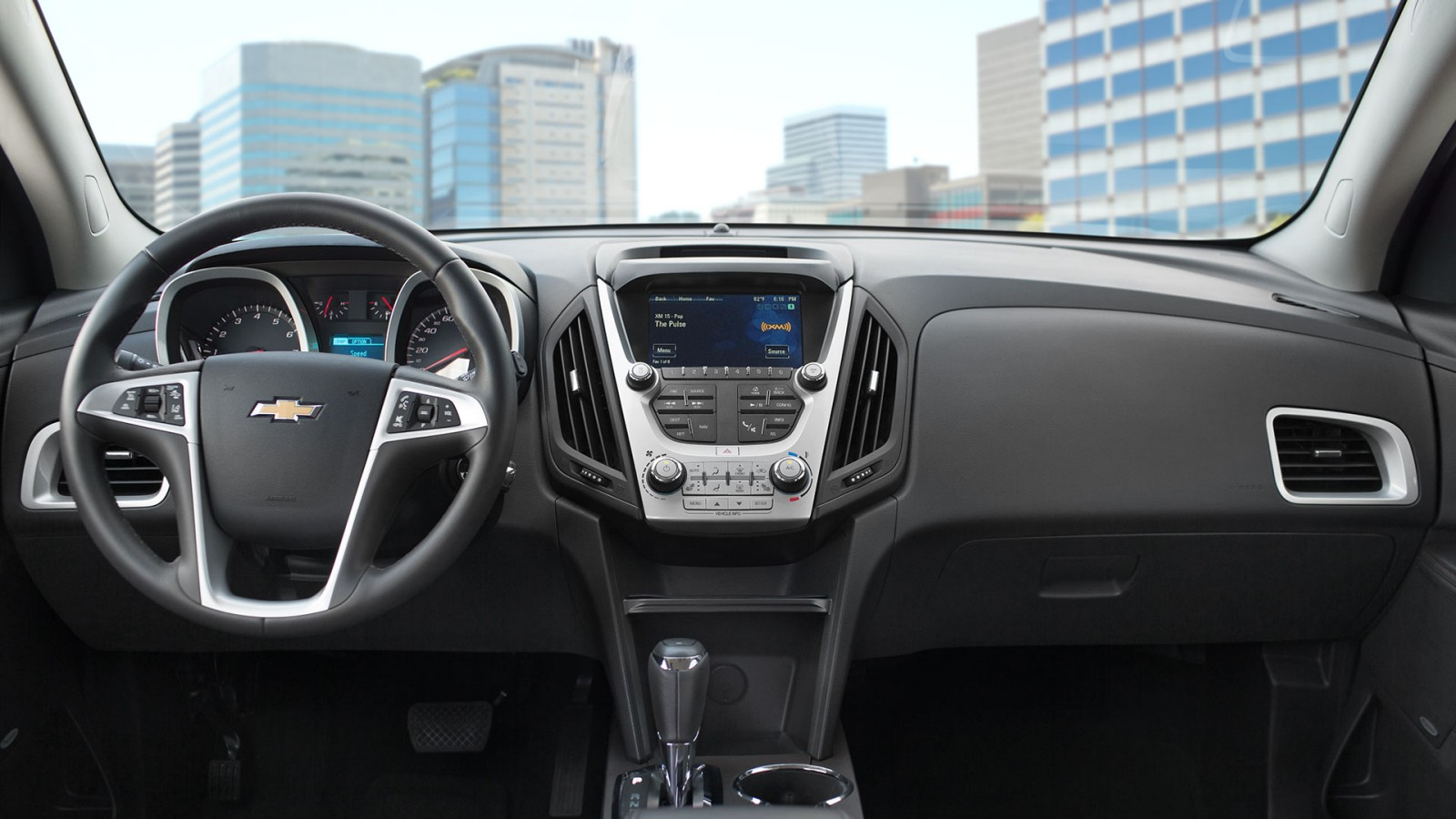 New Chevrolet Equinox Interior main image