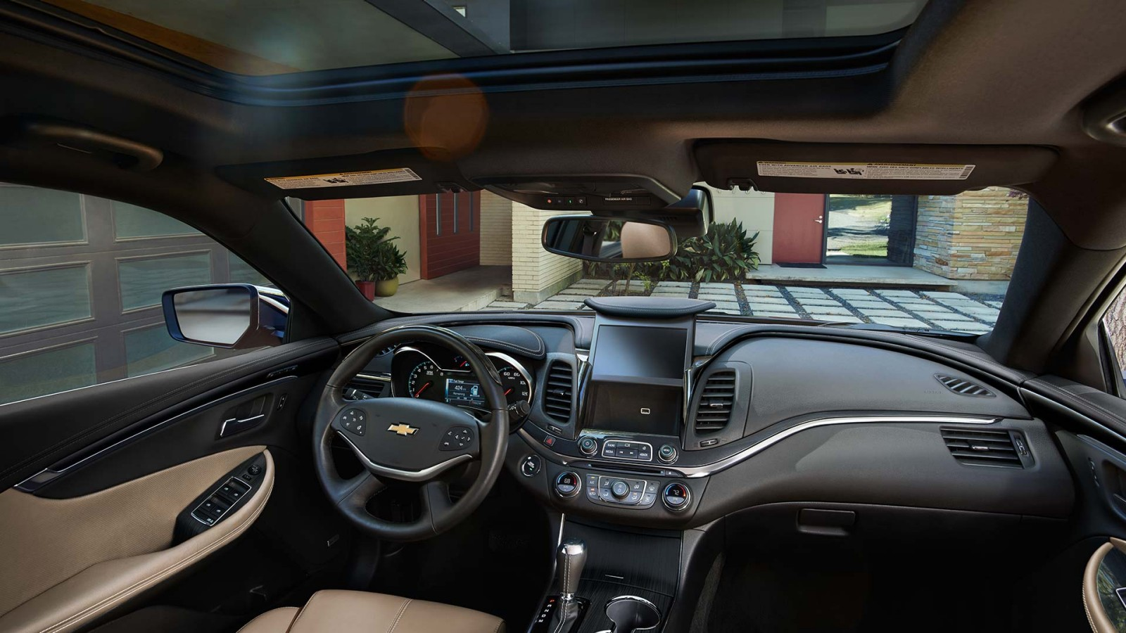 New Chevrolet Impala Interior main image