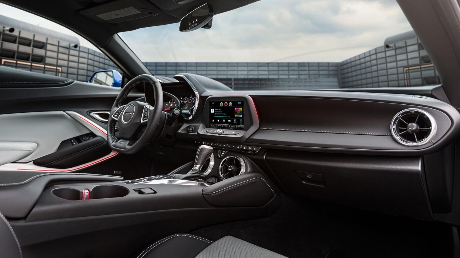 New Chevrolet Camaro Interior image 1