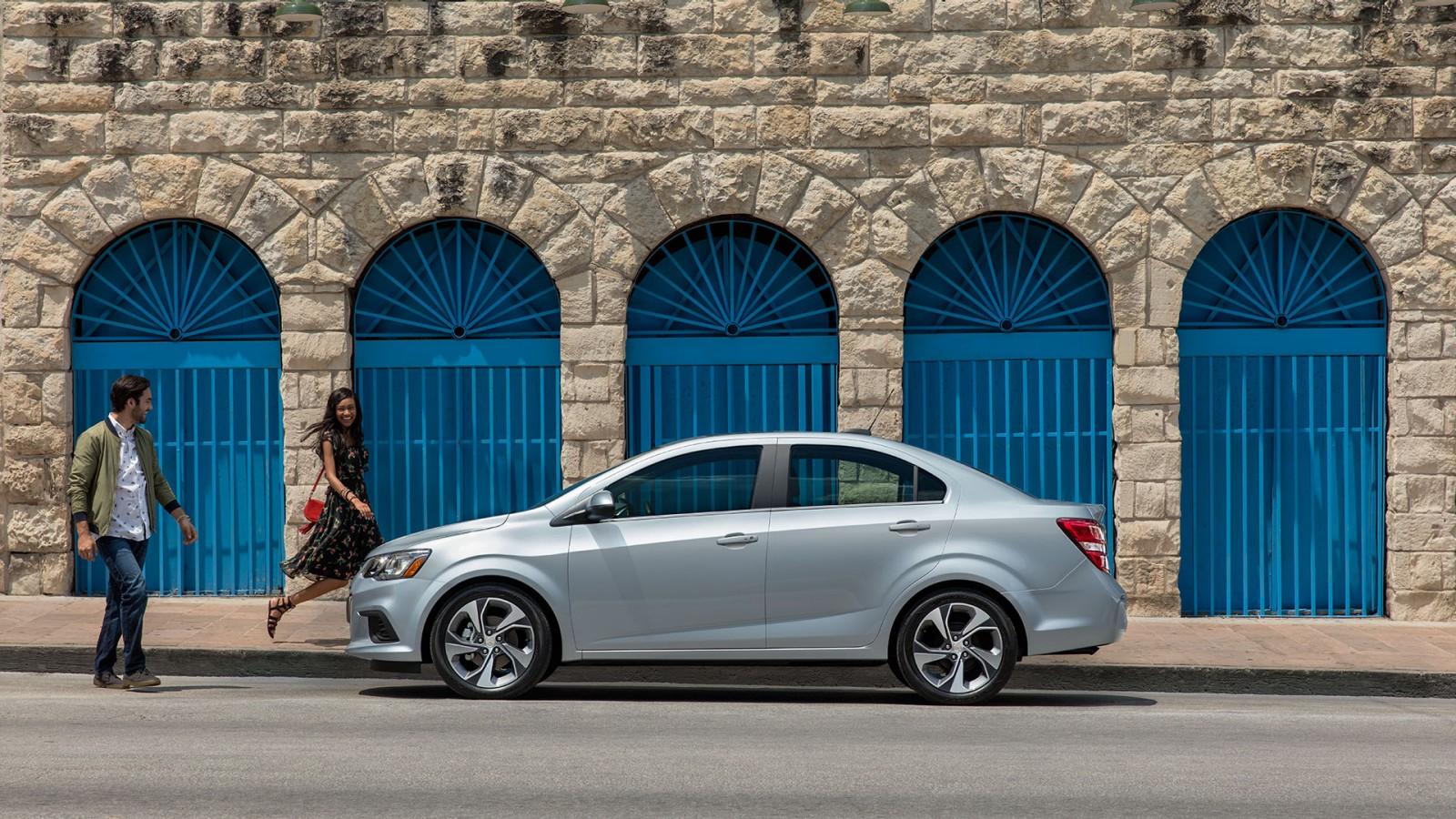 New Chevrolet Sonic Exterior image 1