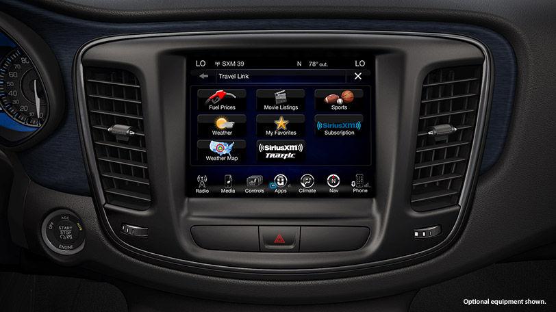 New Chrysler 200 Interior image 1