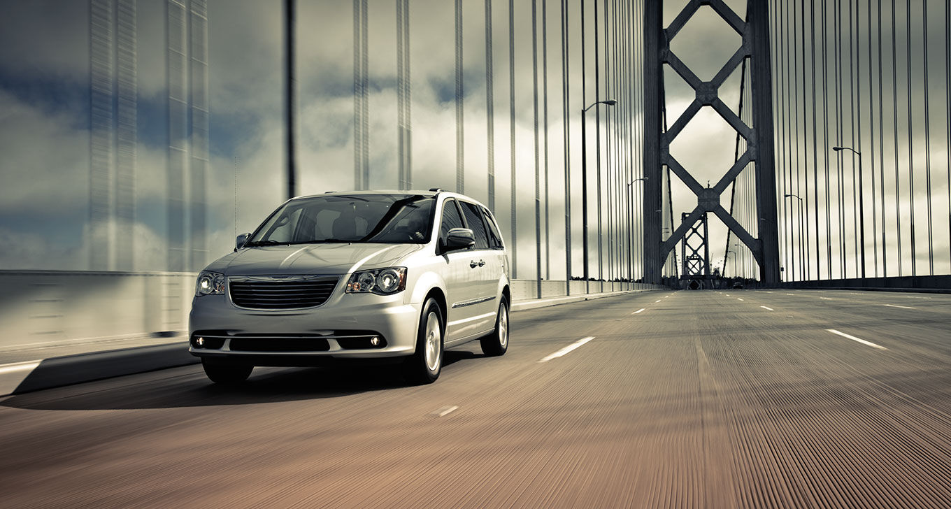 New Chrysler Town and Country for Sale Cicero NY