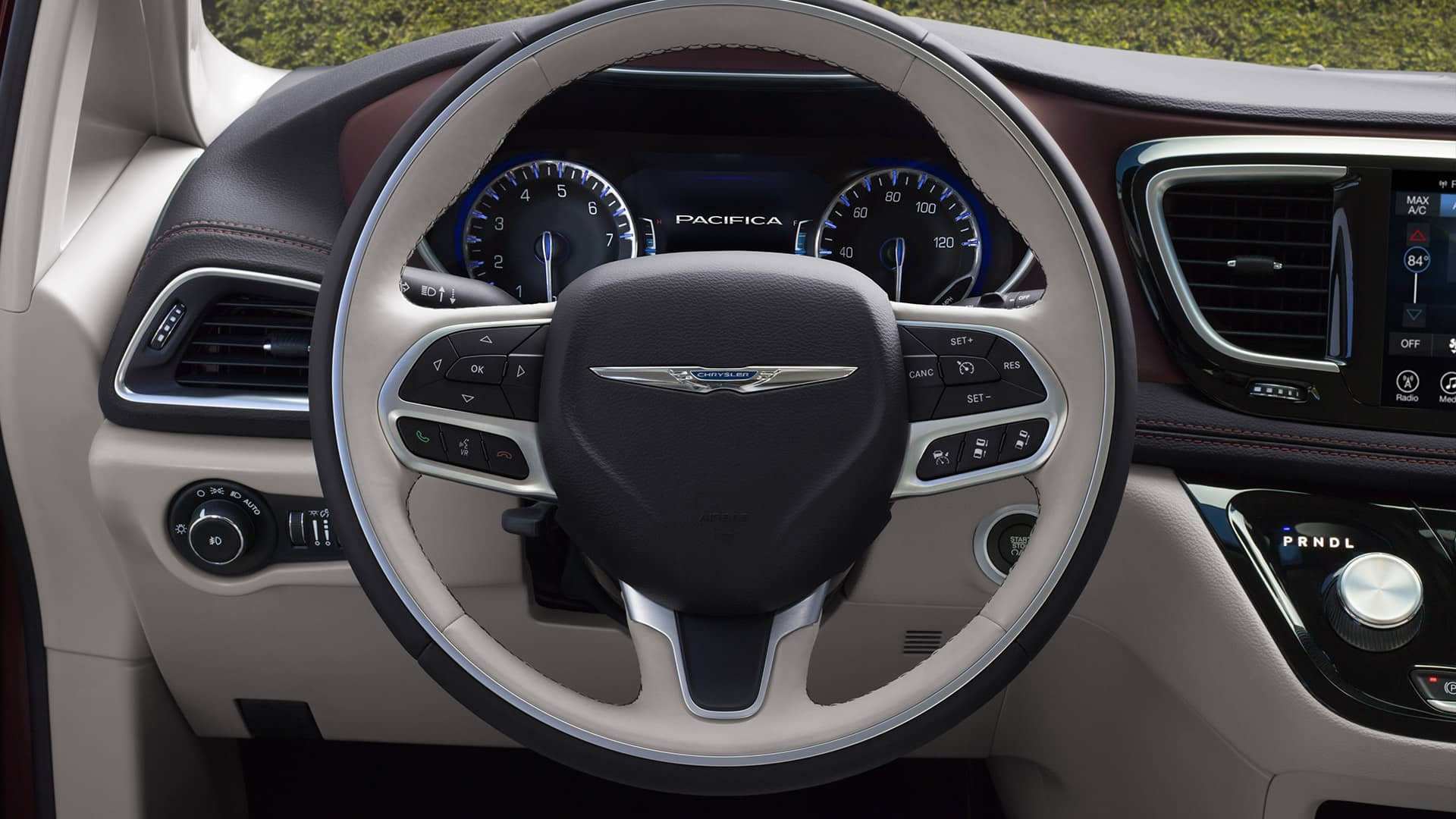 New Chrysler Pacifica Interior image 1