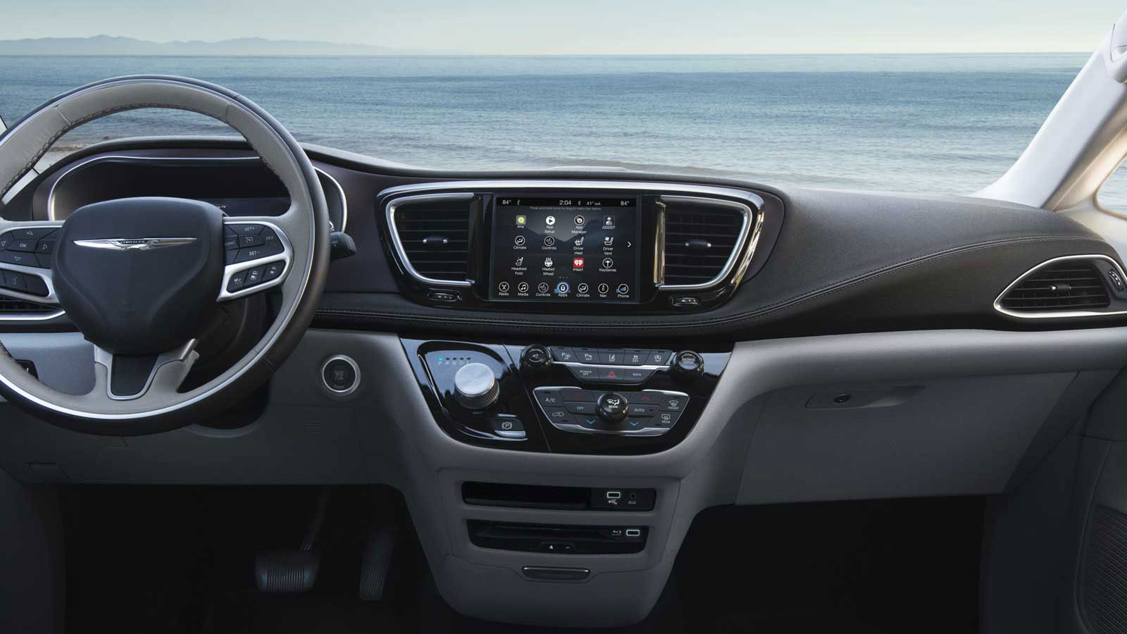 New Chrysler Pacifica Interior main image