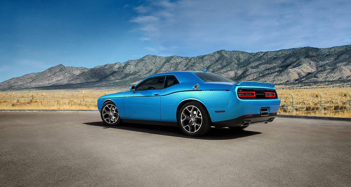 New dodge challenger exterior main image