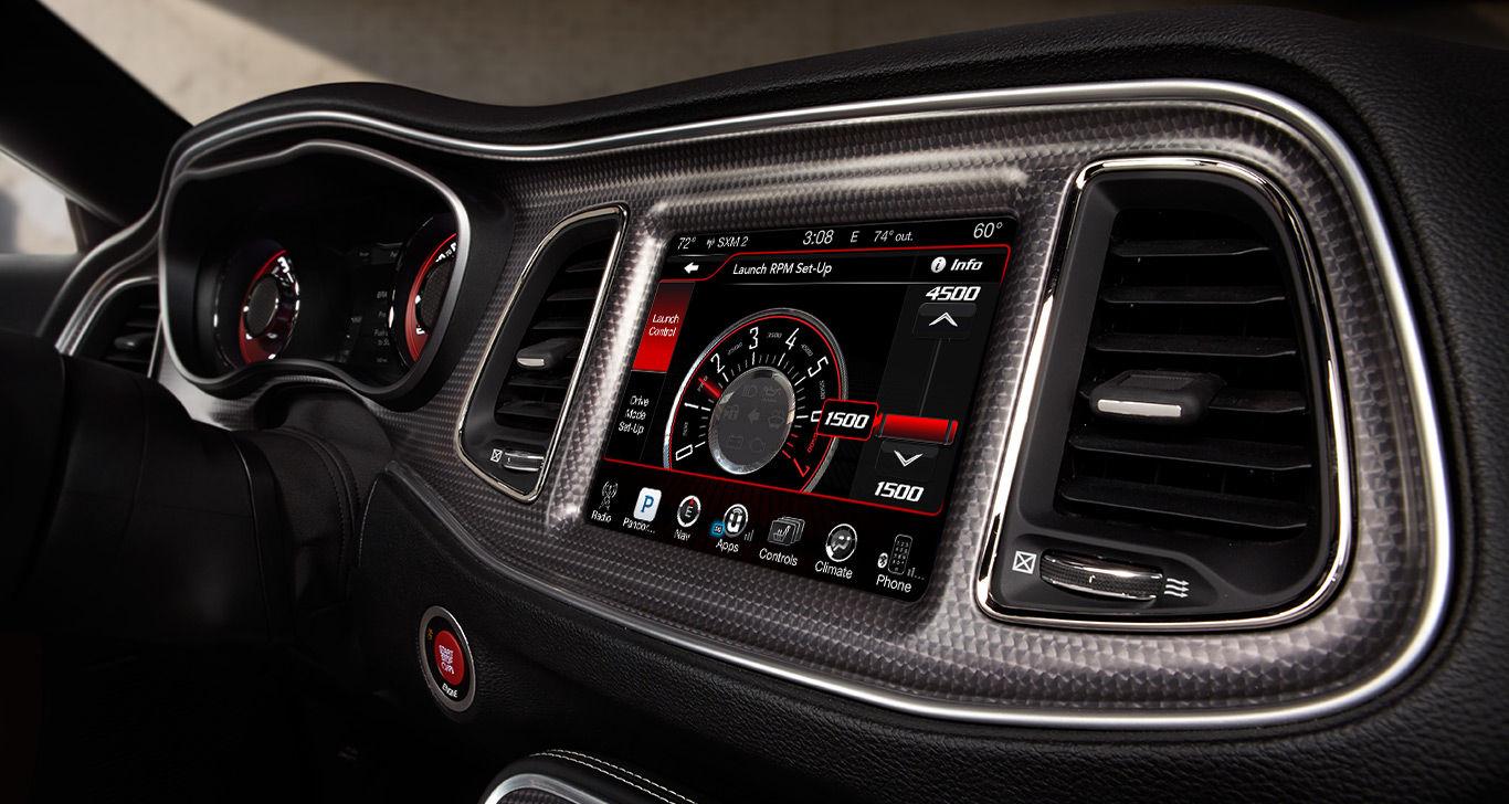 New Dodge Challenger Interior image 1