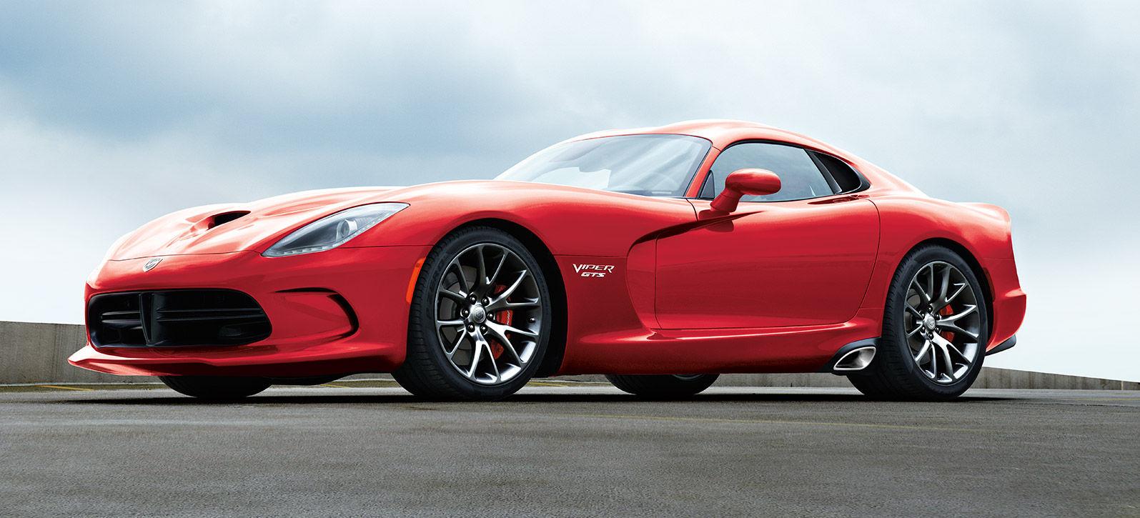 New Dodge Viper Exterior main image