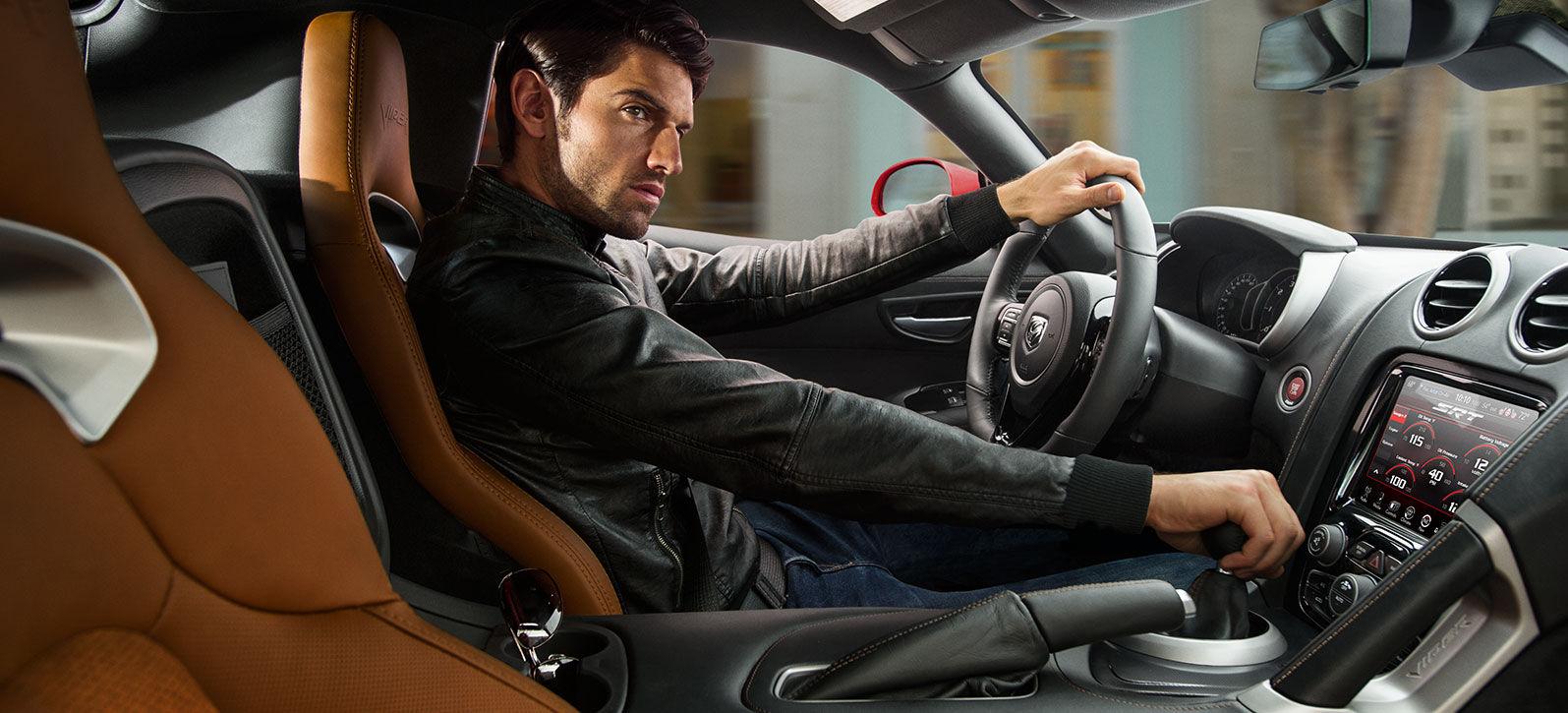 New Dodge Viper Interior main image