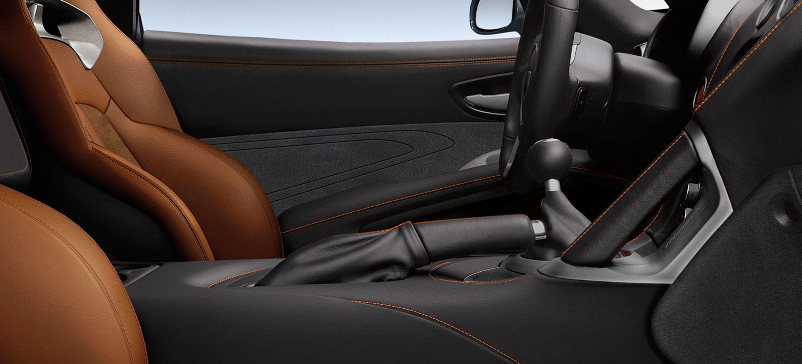 New Dodge Viper Interior image 1