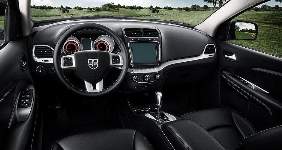 New Dodge Journey Interior main image