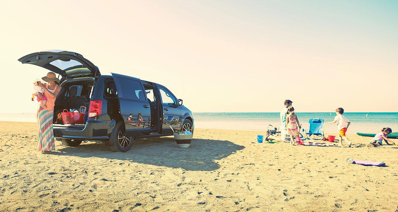 New Dodge Grand Caravan Exterior main image