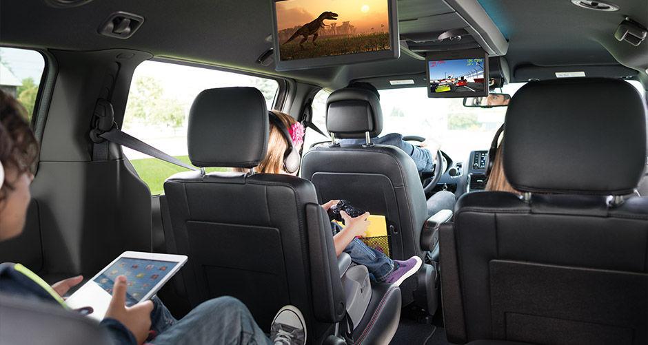 New Dodge Grand Caravan Interior main image