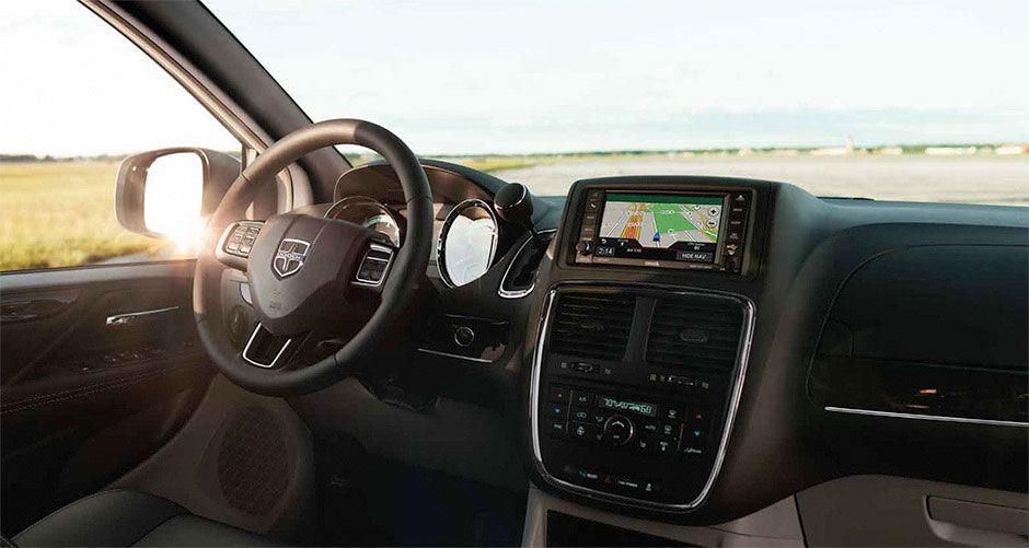 New Dodge Grand Caravan Interior image 1