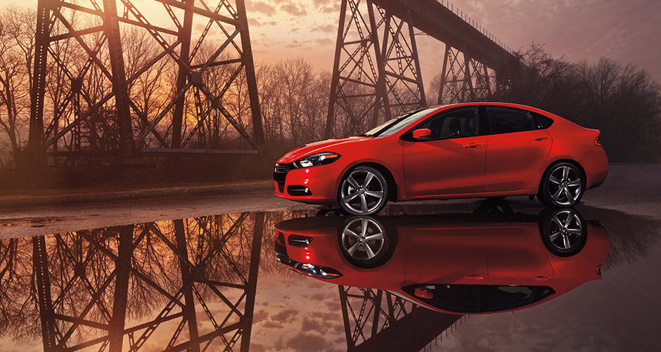 Shop the Latest Dodge Dart Lease and Finance Offers in