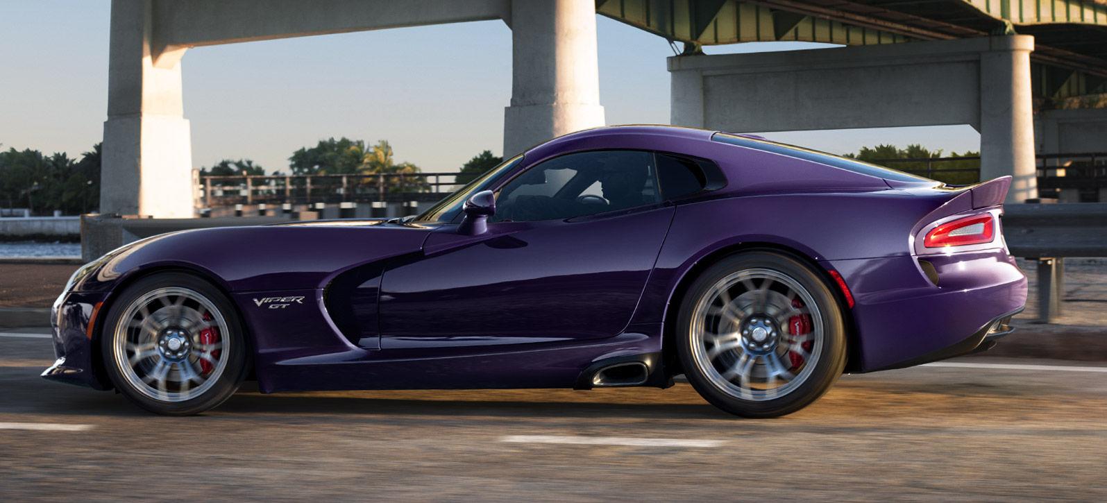 New Dodge Viper Exterior image 2