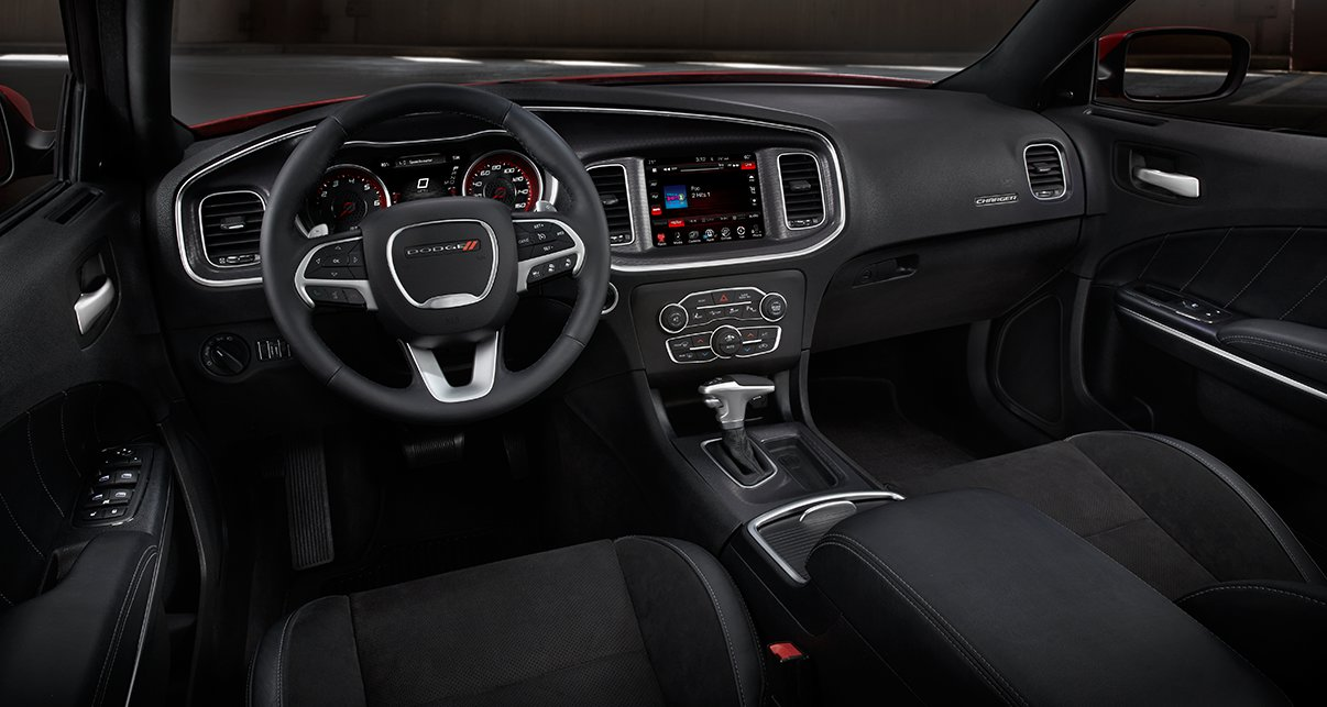 New Dodge Charger Interior image 2