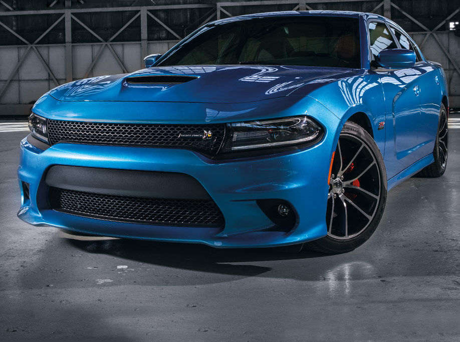 image2 - 2016 Dodge Charger Hellcat Blue