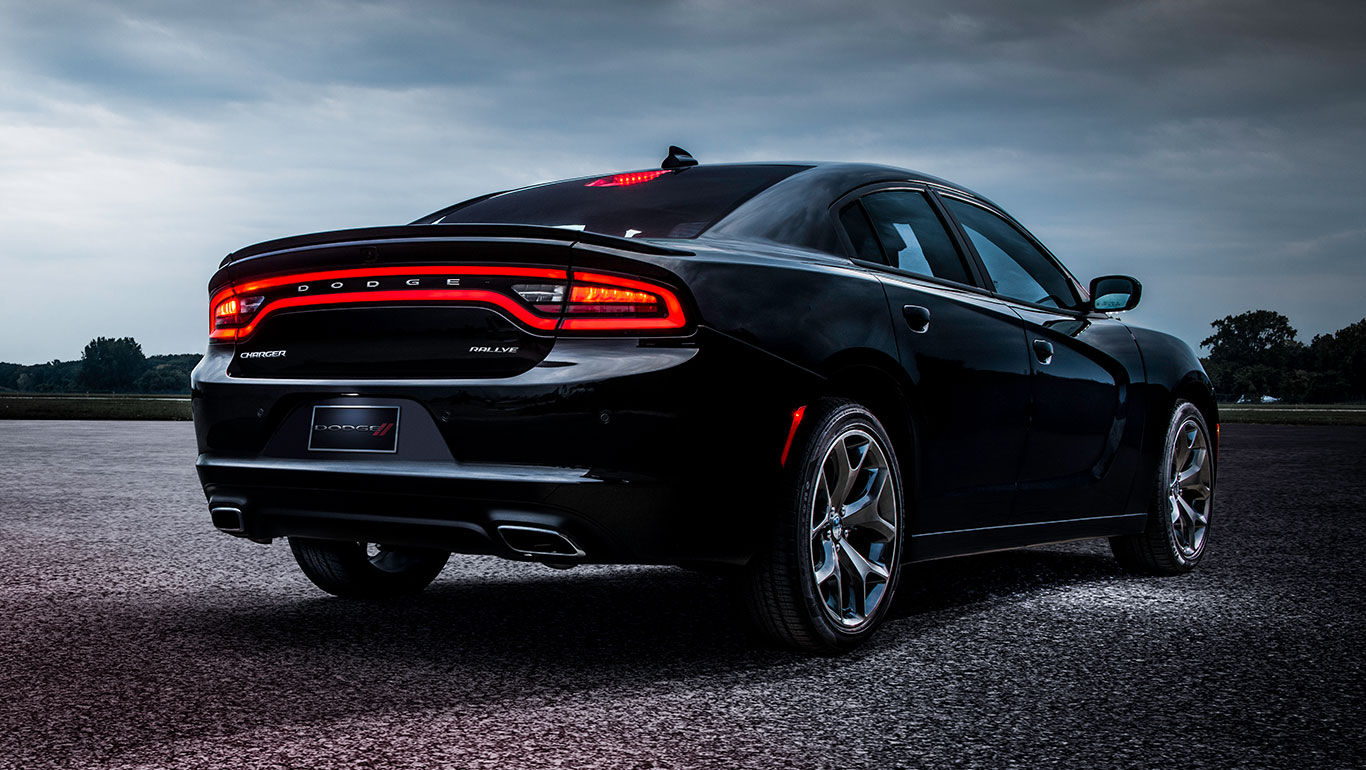 New Dodge Charger Exterior main image