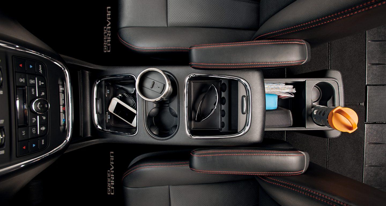 Dodge Grand Caravan Interior 2017