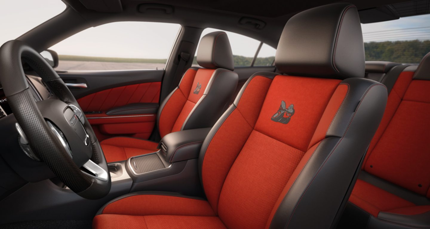 New Dodge Challenger Interior Image 2