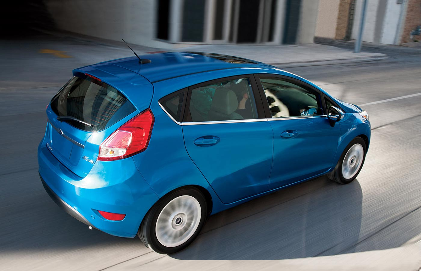 New ford fiesta exterior main image