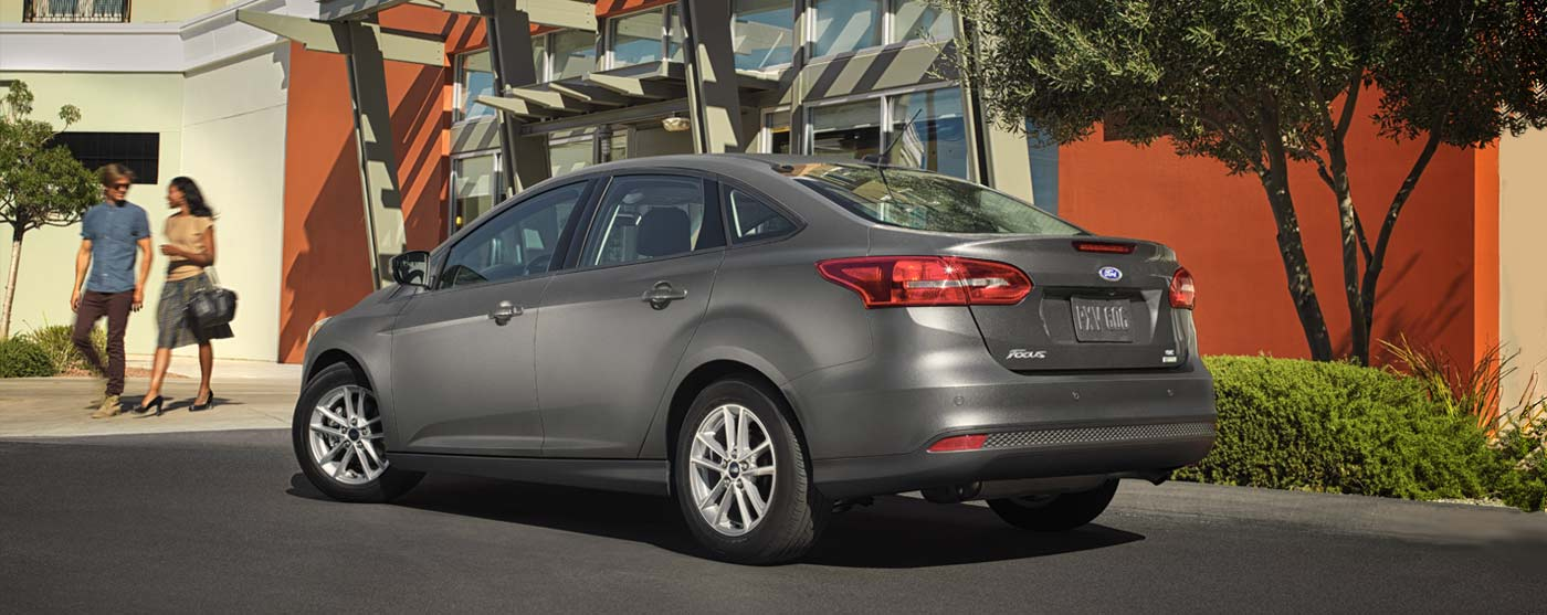 new ford focus exterior main image