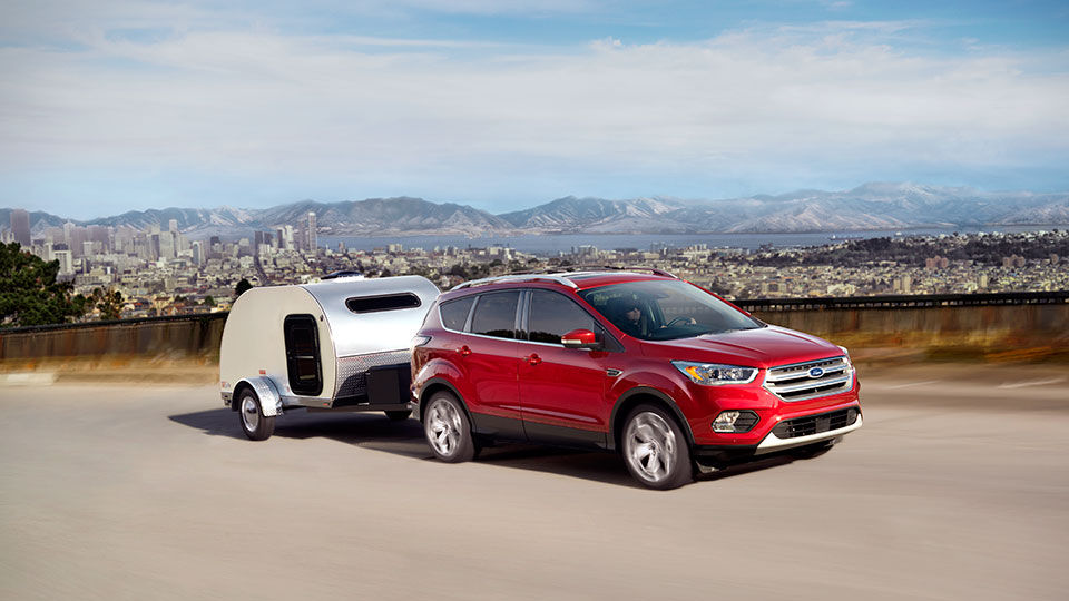 image5 & New Ford® Escape Lease Deals u0026 Finance Offers | Lansing Michigan markmcfarlin.com